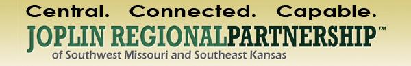 Joplin Regional Partnership logo.