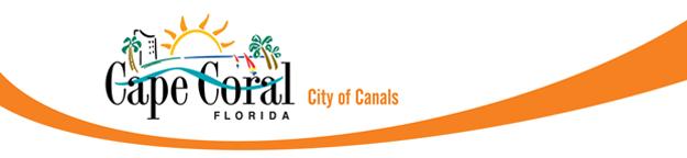 city of cape coral masthead 2016.