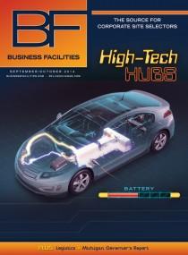 BF September October 2014 High Tech Hubs Cover.