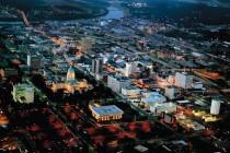 Downtown Topeka