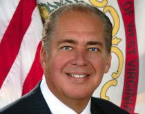 West Virgina Governor Earl Ray Tomblin