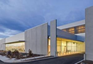 Facebook's Prineville, OR data center