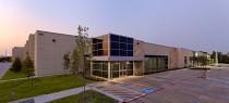 Stream Data Centers' second Private Data Center in Richardson, Texas, achieved LEED Gold Certification.  (PRNewsFoto/Stream Data Centers)