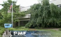 PMF's 120,000 square foot facility in North Central Pennsylvania.