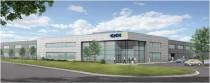 Artist rendering of new GKN headquarters.  (Photo: PRNewsFoto/GKN.)