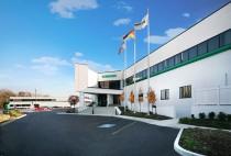 B.Braun's current headquarters in Bethlehem, PA.