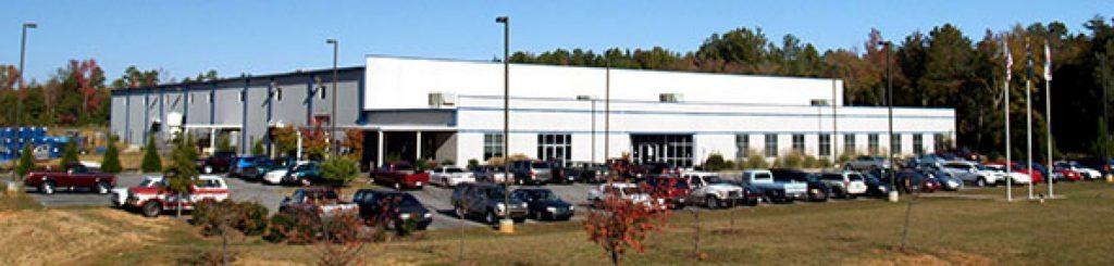 Kimura, Inc's existing plant in South Carolina.
