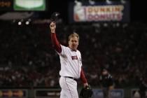 MLB: 2007 WS: Red Sox Beat Rockies 2-1 - Red Sox Lead Series 2-0