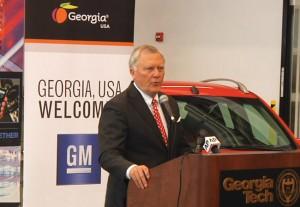 GM Georgia