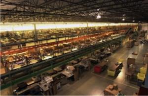 eBay fulfillment center