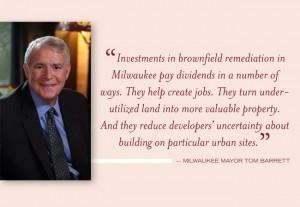 Milwaukee Tom Barrett