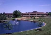 Toyota Technical Center Ann Arbor, MI, headquarters.