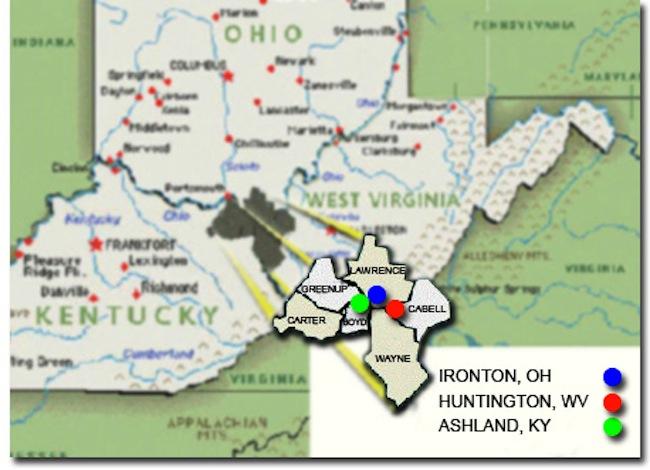 Lawrence County Ohio