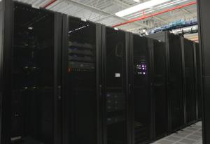 Expedient data center in Upper Arlington, OH.