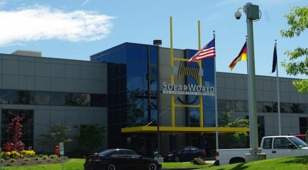SolarWorld Expanding In Oregon