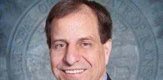 Kansas Commerce Secretary Pat George.