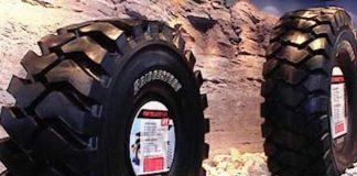 Bridgestone off road tires.