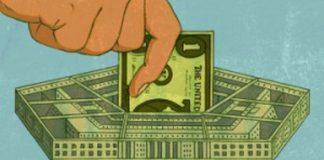 Pentagon wasting money.