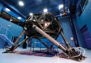 Italian motorsports innovator, Dallara, built the first American installation of their futuristic race simulator in Indiana.