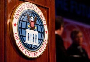Export-Import Bank logo.