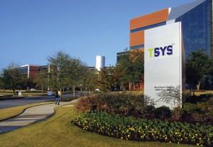 TSYS Global Headquarters.