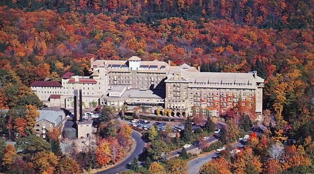 Pennsylvania's Inn At Buck Hill Falls Set For Redevelopment