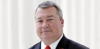 Alabama Secretary of Commerce Greg Canfield.