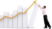 Economy continuing upward.