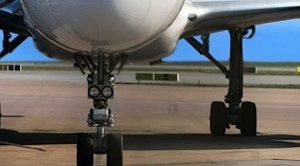 Heroux-Devtek landing gear.