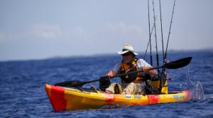 Jackson Kayak's Kraken model.