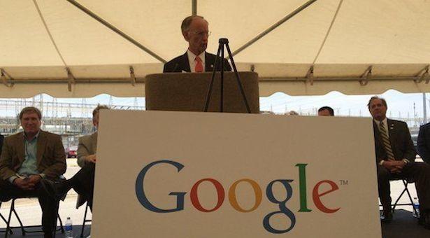 Google to Build $600 Million Alabama Data Center