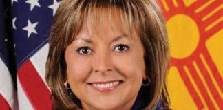 NM Governor Susana Martinez.