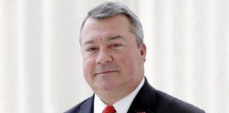 Greg Canfield, Alabama Secretary of Commerce.