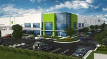 Goodman Logistics Center Rancho Cucamonga.