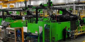 U.S. Farathane manufacturing plant.