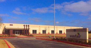 Wayfair Selects Texas For New Customer Service Center