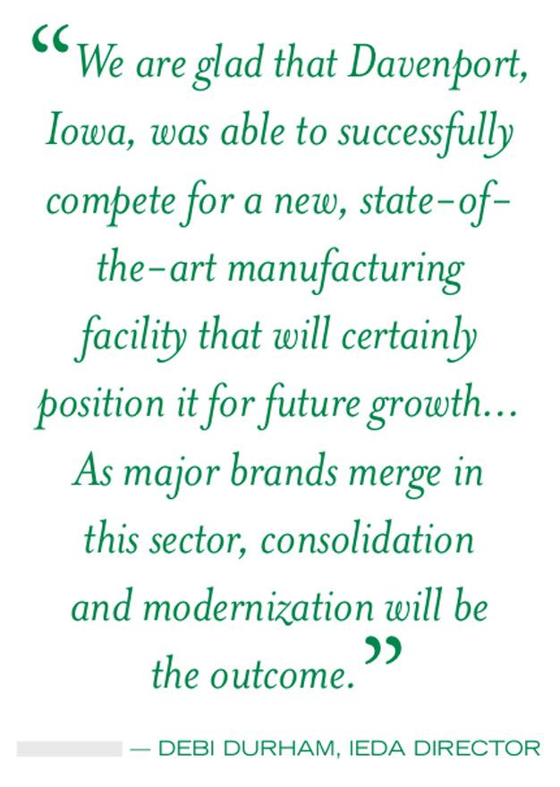 Iowa Economic Development