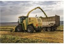 Krone Agriculture Equipment