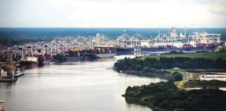 Port of Savannah Georgia