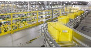 Amazon fulfillment centers