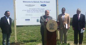 Detroit Flex-N-Gate