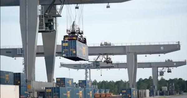 CSX Plans $272M North Carolina Intermodal Rail Terminal