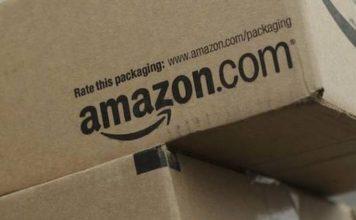 Amazon delivery center