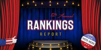 2016 rankings