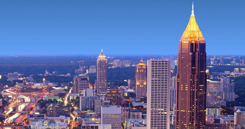 Anthem Bank of America Plaza Atlanta