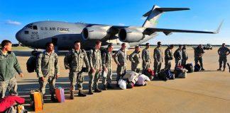 South Carolina military