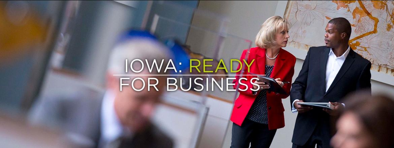 Visit www.iowaeconomicdevelopment.com.