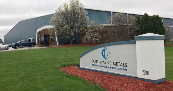 Fort Wayne Metals Indiana