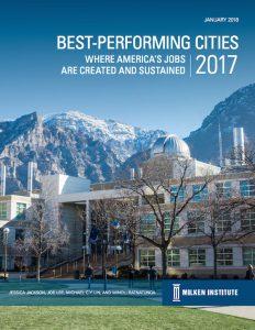 Milken Institute Best-Performing Cities Index