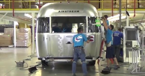 Airstream Jackson Center Ohio